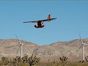 DTBird prueba en Estados Unidos su módulo V4D4 para evitar la colisión de rapaces con aerogeneradores
