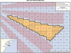 La administración Biden anuncia una iniciativa para impulsar proyectos de eólica offshore que sumarán 30 GW