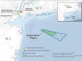 Vestas proveerá su aerogenerador de 15 MW para los proyectos eólicos offshore Empire Wind 1 y 2, de 2,1 GW totales