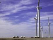 Iberdrola concluye la construcción de su mayor parque eólico