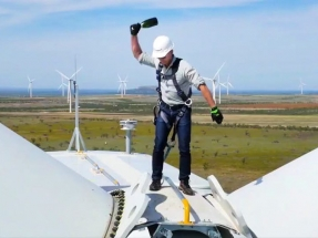 Texas: Amazon anuncia la puesta en operaciones de su mayor parque eólico