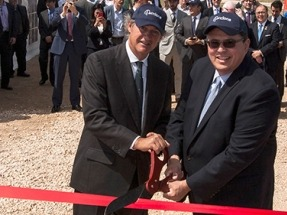 EEUU: Acciona inaugura un parque eólico en Texas y ya supera los 700 MW de capacidad en el país