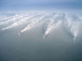 Nuevo sistema para conocer el impacto del efecto estela en los aerogeneradores marinos