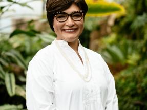 """Elbia Gannoum: """"La eólica es la mejor apuesta para cuando llegue el momento de la recuperación económica"""""""