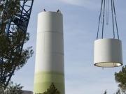 Veintiocho nuevos megavatios eólicos