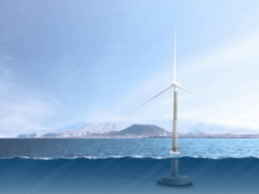"El aerogenerador marino ""prêt-à-porter"" ya es una realidad"