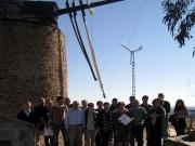 Huelva apuesta por la minieólica