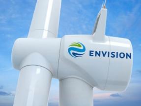 La china Envision Energy inaugura su primer proyecto eólico en el país