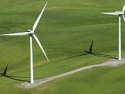 El viento gana al gas y al carbón