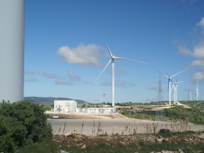 Teruel suma otros 14,4 MW eólicos conectados a la red