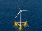 Desarrollan estudios para nuevos diseñosde turbinas eólicas flotantes en alta mar