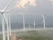 Nicaragua emprende la instalación su tercer parque eólico