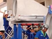 Un consorcio binacional impulsa la instalación de 144 MW eólicos