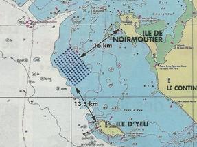 Siemens Gamesa instalará sus turbinas de 8W en dos parques marinos de Francia