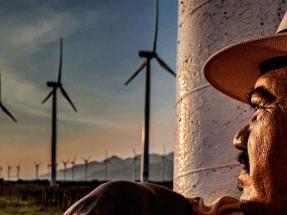 España aguanta como quinto líder mundial eólico