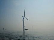 Entra en operación el parque eólico marino mayor del mundo