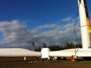 Aprobación ambiental para un parque eólico de 150 MW