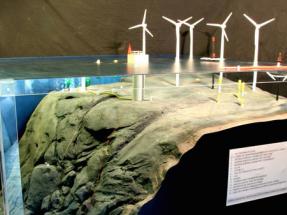 Canarias podría cubrir 22 veces su demanda con energía eólica marina