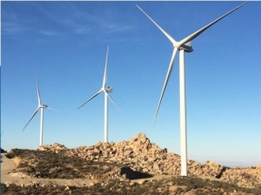 Vestas recibe un pedido de 108 MW eólicos para desarrollar Energía Sierra Juárez II