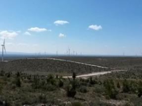 GES inicia la construcción de un parque eólico de 52 MW