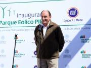 Iberdrola inaugura el parque eólico Pier II, de 66 MW