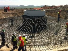 Se inicia la construcción de la cuarta fase del parque eólico Tres Mesas
