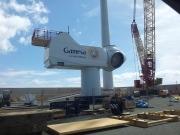 Gamesa encarga a GES la instalación de su primera turbina offshore
