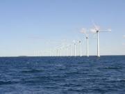 Anuncian una planta eólica offshore, la primera del país