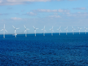 El gobierno otorga una subvención de 850.000 dólares para un proyecto eólico en aguas profundas
