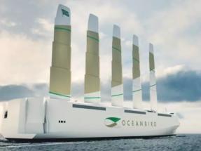 Oceanbird, ¿el carguero oceánico del futuro?