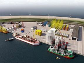 El puerto de Rotterdam crea el primer centro europeo para la eólica marina