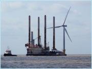 Un proyecto de diseño de aerogeneradores eólicos marinos, becado por la Fundación Iberdrola