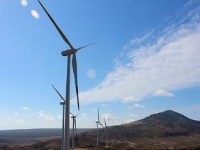 GES construirá un parque eólico de 244 MW