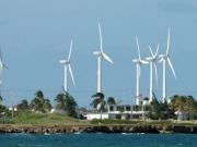 El Ejecutivo isleño busca inversión extranjera para promover la instalación en la isla de siete parques eólicos