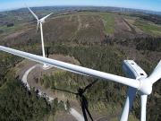 Sarpel Ingenieria inicia la construcción del primer parque eólico en España en los últimos años