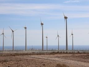 Ecoener construirá cinco nuevos parques eólicos en Gran Canaria