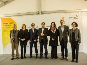 Empieza la construcción del primer parque eólico de Extremadura