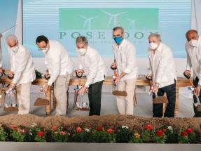 Inician las obras de la segunda fase del parque eólico Los Guzmancito, de 50 MW