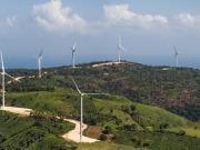 Inauguran el parque eólico Larimar, de 49,5 MW