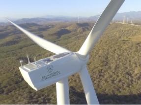 A punto de entrar en operaciones el parque eólico Matafongo, de 34 MW