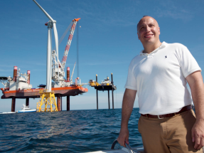 Tesla y Deepwater Wind unen fuerzas para llevar el almacenamiento de energía a la eólica marina