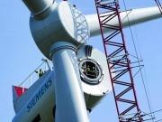"""Siemens """"coloca"""" otros 400 megavatios eólicos en el Mar del Norte"""
