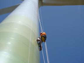 El sector eólico defiende que la energía del viento es la de mayor potencial para combatir el cambio climático