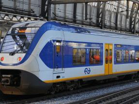 A los trenes de Holanda ya solo los mueve el viento