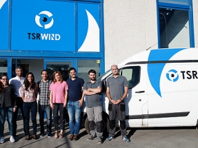 TSR Wind crece y cambia de sede