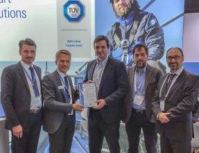 TÜV SÜD certifica la estructura de soporte flotante de Esteyco para aerogeneradores marinos