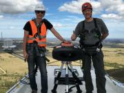 Instalarán un novedoso sistema de medición en un parque eólico de UTE