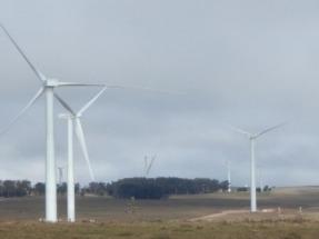 UTE vende participaciones de un parque eólico de 70 MW