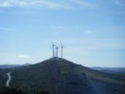 En lo que va de abril, la eólica generó más del 46% de la electricidad