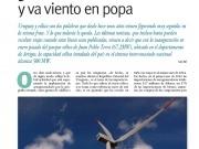 500 MW eólicos instalados y viento en popa